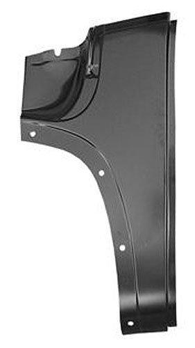 Auto Metal Direct 376-4047-R 47-55 CV//GMC PU 1st Series Cowl Side Hinge Panel RH