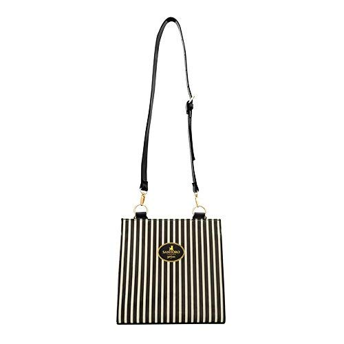 Gorjuss Scarf Santoro Bag Classic Collection The Santoro Collection Stripe Classic Gorjuss Stripe Shoulder AwFnqaBxUZ