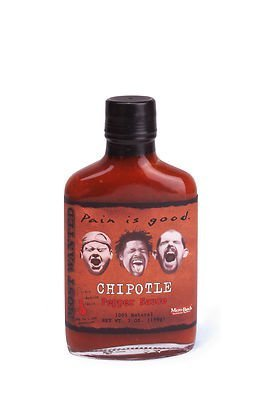 (PAIN IS GOOD Chipotle Pepper Sauce, 7 OZ)