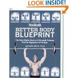 Men's Health Better Body Blueprint, Michael Mejia, 1594863318
