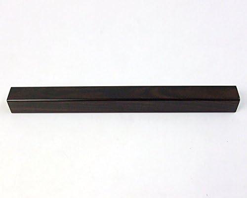 [해외]흑 문 예 8 크기 240 × 22 × 22mm 350g / Ebony Bunjin Calligraphy 8X 240×22×22mm 350g