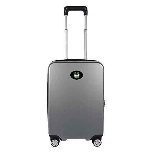 NBA Milwaukee Bucks Premium Hardcase Carry-on Luggage Spinner - American Bucks Great Milwaukee