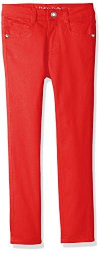 Limited Too Big Girls' Stretch Twill Skinny Pant, Red, (Stretch Twill Skinny Pants)