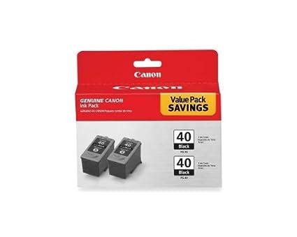 Cartucho de tinta negra Canon Pixma MP190 (2 unidades) (OEM) 615 ...