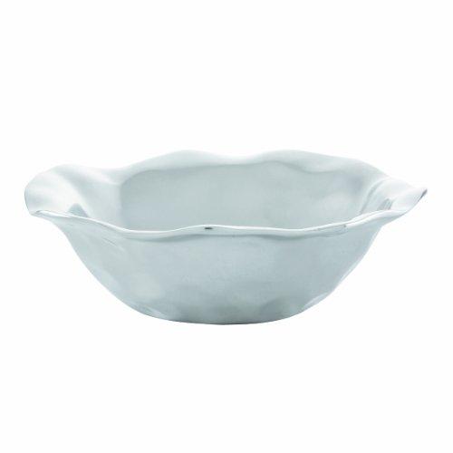 Bowl Ruffle Edge (Lenox Organics Ruffle Dip Bowl)