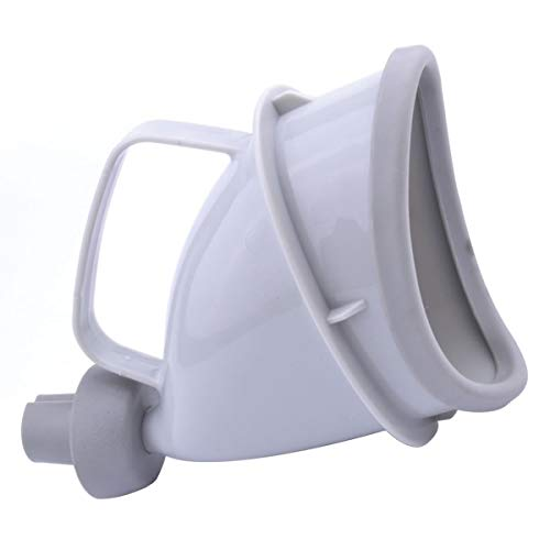 Reusable Portable Male Female Funnel Device Urinals Women Man Unisex Travel Camping Pee Urinal Toliet Outdoor Emergency Sitting Standing Urination