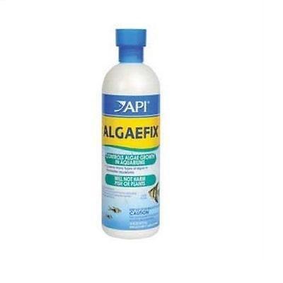 API Algaefix Algae Control Remover Aquarium Clean Water Treatment