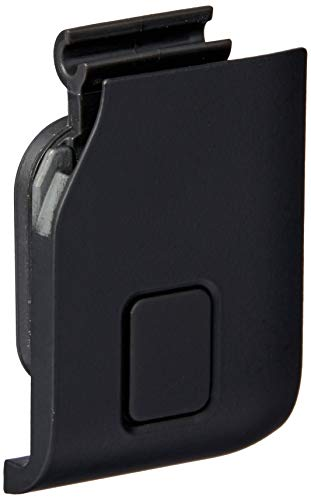 Black Replacement Battery Door - GoPro Camera Accessory Replacement Side Door (Hero7 Black (AAIOD-003)
