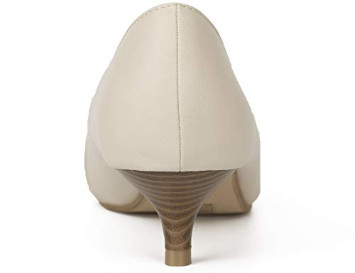 Scarpe Donna Col Tacco Bianco Greatonu dw8xqUX0U