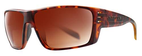 Native Eyewear 196 940 524 Griz Sunglasses, Dark Tort Framebronze/Brown Lens, One Size
