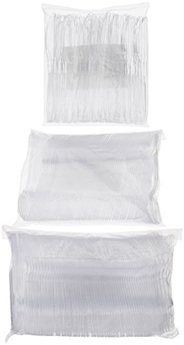 AmazonBasics-360-Piece-Clear-Plastic-Cutlery-Set