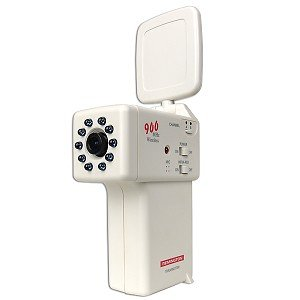 900 Mhz Video - Remington 900MHz Wireless Security Camera (Pearl)