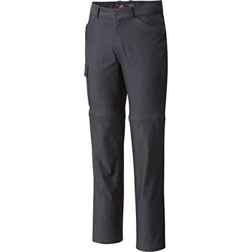 Mountain Hardwear Men's Canyon Pro Convertible Pants, Shark, 34W x 30L (Mountain Pant Hardwear Canyon)