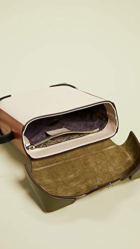 Mini Olive Black Bag Pristine Atelier Women's MANU Cream Box 1xYqERBw