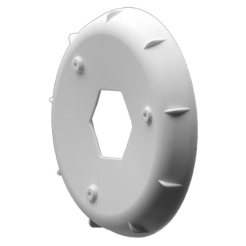Amazon.com: AKA Products 34003W Racing Stiffener for White Evo Wheel: Toys & Games