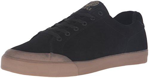 Adrian Lopez Skate Shoes (C1RCA Men's AL50R Skateboarding Shoe, Black/Gum, 10 M)