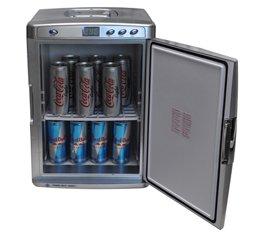 Mini Frigo BETEC /• Mini frigo 25 L /• Con attacco 220 V 12 Volt per auto /• Notte Cambio marcia per un funzionamento silenzioso