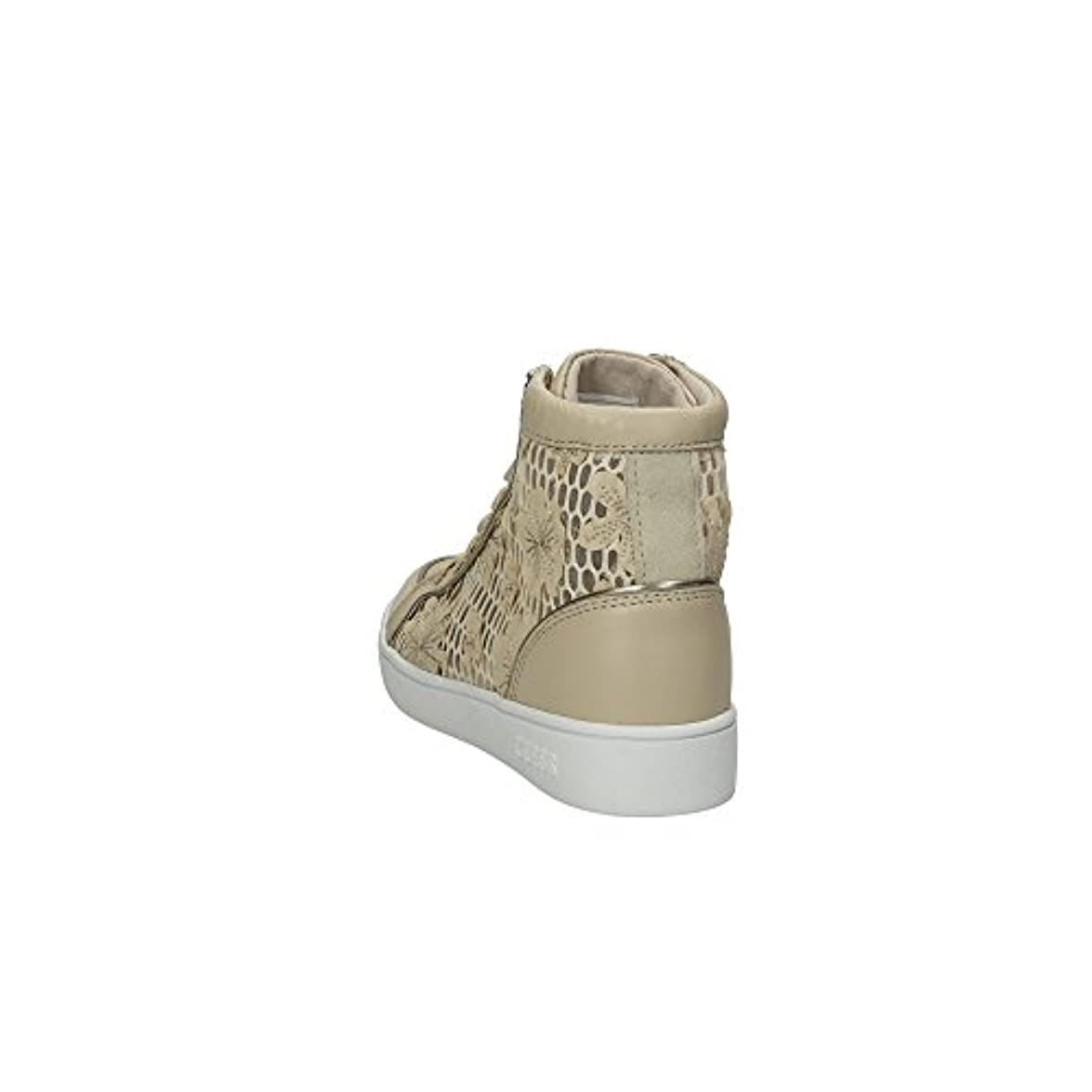 Guess Donna Sneakers Alte Flgrc1-ele12 Beige