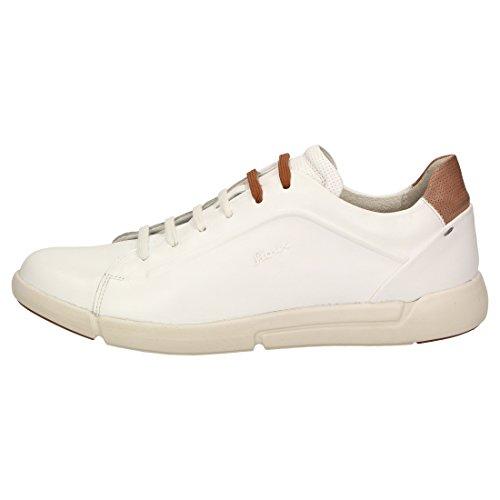 Ville Homme Chaussures à Weiß Pour Sioux de Lacets wEYHBB