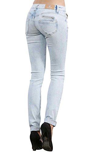 Slim Alexa Super FreemanJeans FreemanJeans Stretch N08PkXZwOn