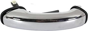 Rear Outside Tailgate Handle OEM Parts for 2001-2004 Santa Fe