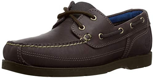 Timberland Men's Piper Cove Fg Boat Shoe, Brown Pull Up, 8.5 M US (Timberland Brille)