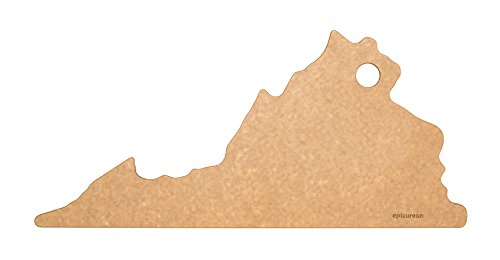 irginia Cutting and Serving Board, 18 by 8.25