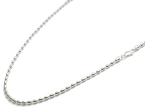 rice bead necklace - 3