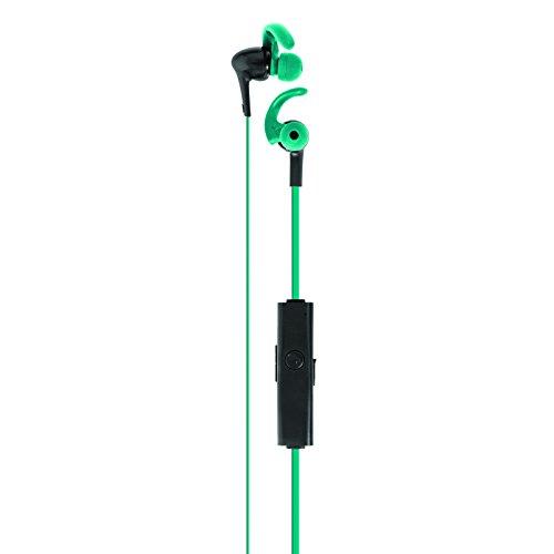 Retrak Sportfit Wireless Bluetooth High Fidelity Earbuds Teal Blue/Green -  Emerge Technologies, ETAUDBTTL
