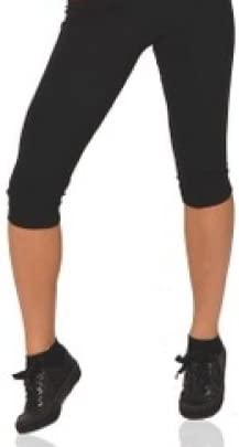 DRAPS Damen Fitness Hose schwarz
