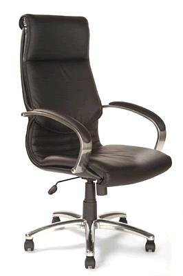 Chellgrove DP2053 Luxury High Back Leather Office Chair