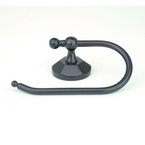 Giagni E9-ORB Oil Rubbed Bronze Esaro Single-Post Wall Mounted Tissue Holder