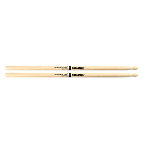 Neil Sticks Peart (Promark TX747W American Hickory Wood Tip, Single Pair)