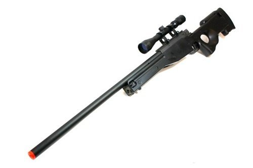 Used, BBTac Airsoft Sniper Rifle 500 FPS BT-96 Full Metal for sale  Delivered anywhere in USA