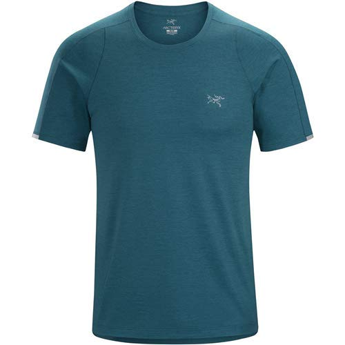- Arc'teryx Cormac Crew Short-Sleeve Shirt - Men's Odyssea, XL