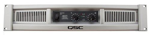 (QSC GX7 1000-Watt Power Amplifier)