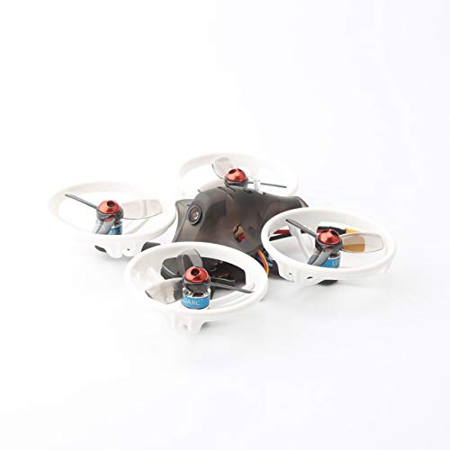 ET115 2-3S 5.8G Micro FPV RC Racing Drone with 100mW 16CH VTX NTSC Camera OSD 12A BLHELIS PNP Version