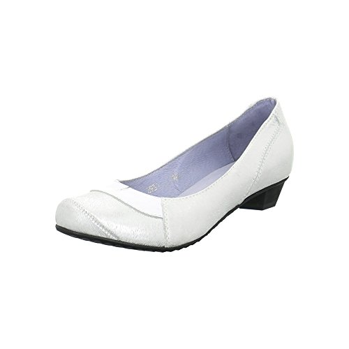 iiM77 Damen Pumps Grau