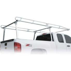 Hauler Racks Universal Heavy-Duty Aluminum Truck Rack - Full-Size Extended & Crew Cab; Standard Cab, Model# T11U2863-1 ()