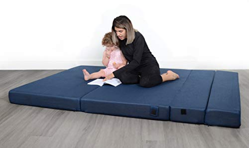 Sensational Milliard Tri Fold Foam Folding Mattress And Sofa Bed For Pdpeps Interior Chair Design Pdpepsorg