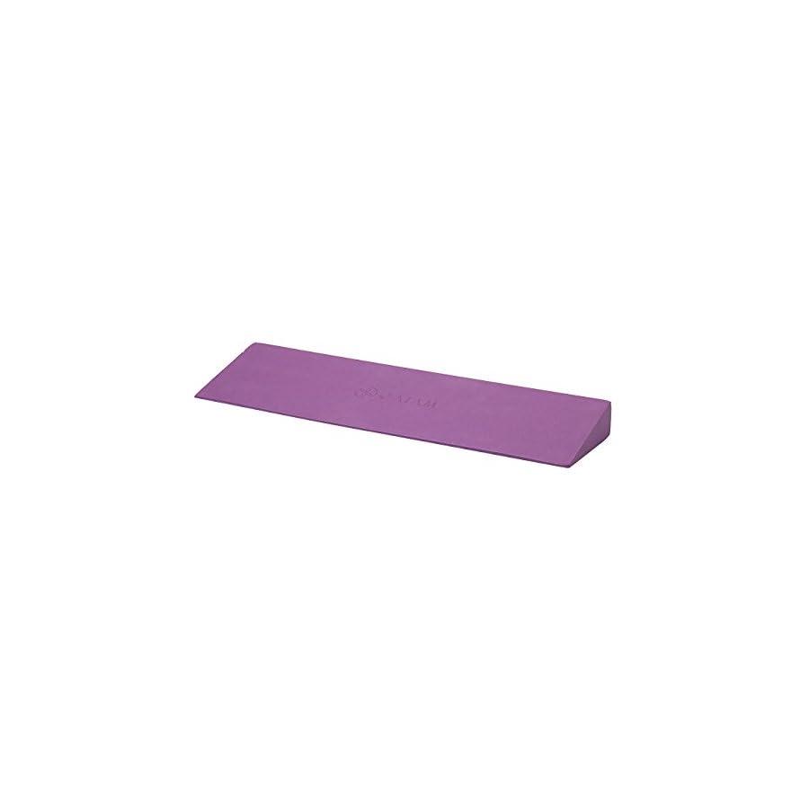 Gaiam Yoga Wedge, Deep Purple