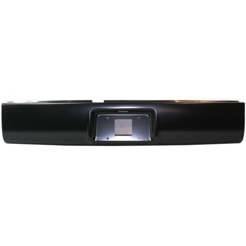 MAPM Premium S10 PICKUP 94-03 REAR ROLL PAN, Steel, w/ License Plate Part, w/ Light Kit and Hardware