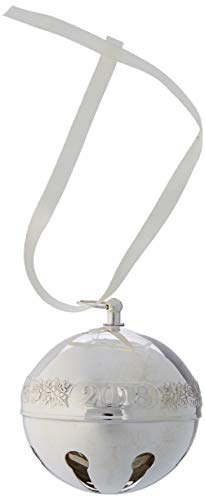Wallace Sleigh Sterling Silver Christmas Holiday Ornament, 24th Edition,
