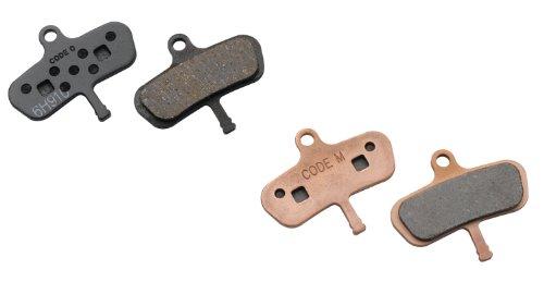 Avid brake pad Code set