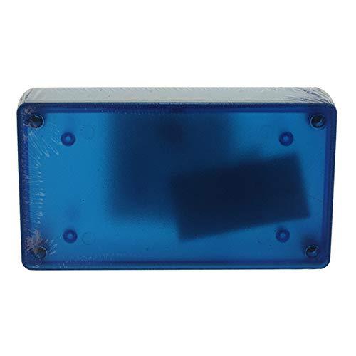 Hammond 1591XXBTBU ABS Enclosure Multipurpose Translucent Blue 113 x 63 x 31mm