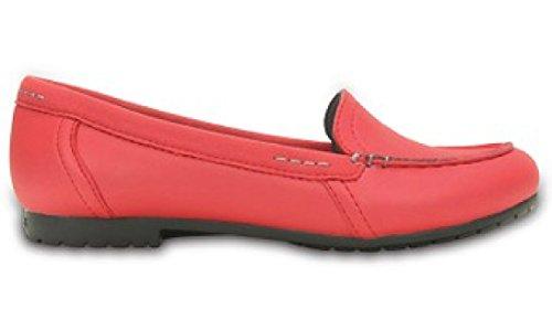And Femme Black Crocs Rouge Pepper Pour Eu Mules 37 pxwqv1