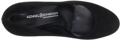 Schuhmanufaktur Scarpe Nero 51 89500 Sheyla Und Kennel Schmenger schwarz Tacco Col Donna schwarz 380 01BqE