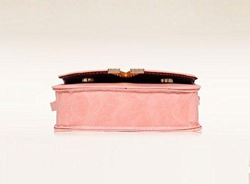 Bag Gwqgz Pink Black Candy Lady Fashion wgaXxaYZq