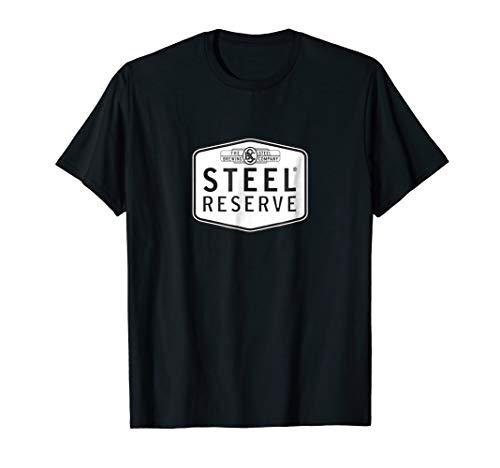 - Steel Reserve Beer Shirt (Official)