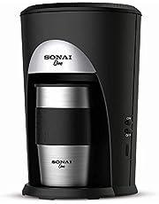 سوناي ماكينة قهوة واحد كوب